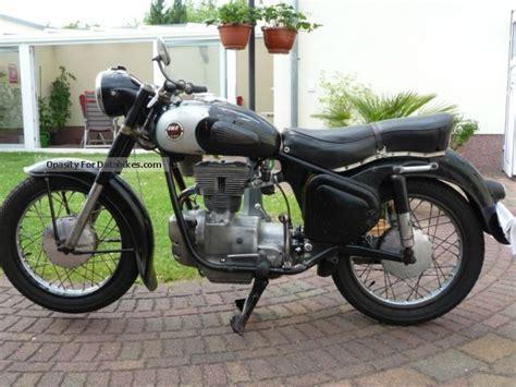 Awo 425 Cafe Racer by 1956 Simson Awo 425 Sport