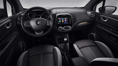 renault captur interior 2017 renault captur bose edition for in india in the works