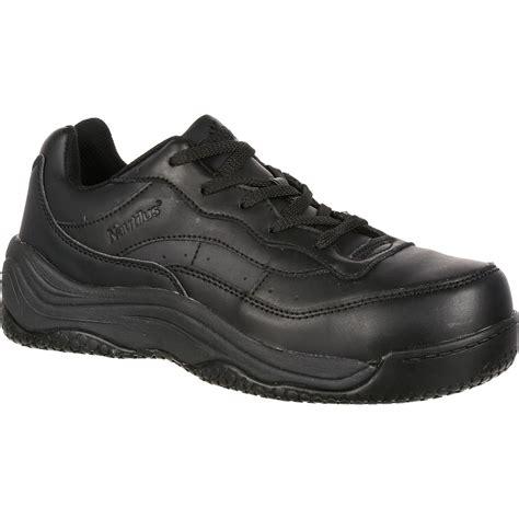 composite toe shoes nautilus composite toe athletic work shoe n5032