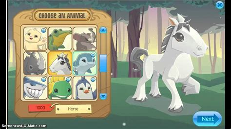 list of all land animals in animal jam all the animals of animal jam youtube