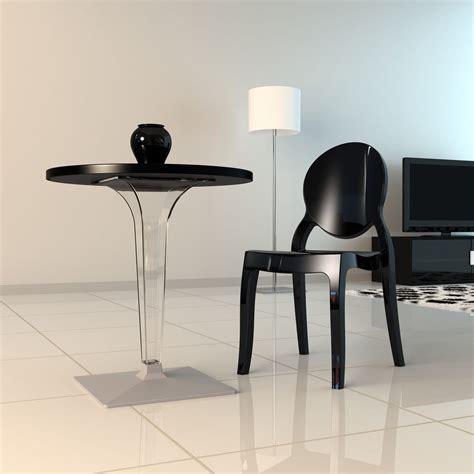tavolo in policarbonato tavoli con colonna centrale in policarbonato tonon