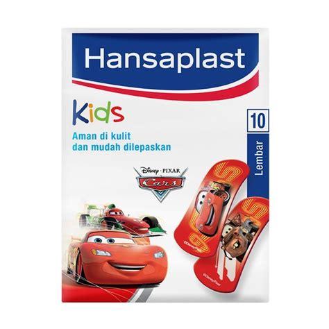 jual hansaplast plaster disney cars harga