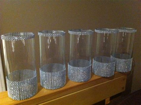 bling centerpieces wedding reception bling holders weddingbee photo gallery