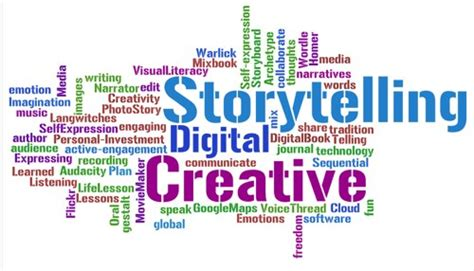 digital storytelling form and content books digital storytelling