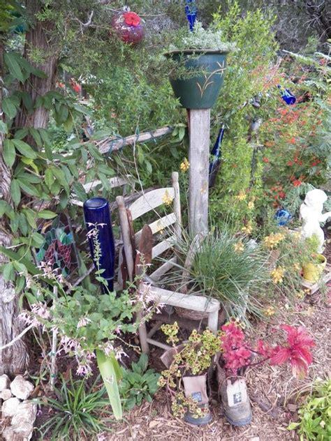 Southern Garden Ideas Southern Garden Flea Market Style Garden Ideas