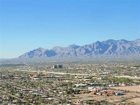 Records Tucson Az Pima County Photo View Of Tucson From Tumamoc Hill