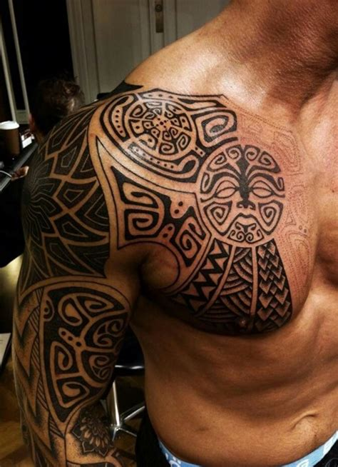 45 amazing polynesian tattoos for men tattoos mob