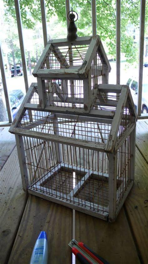 bird cage card box from crusty to formal weddingbee