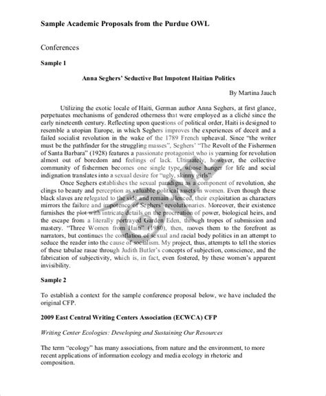 conference paper template 7 conference exles sles