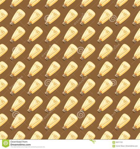 object pattern background cartoon ls light bulb seamless pattern background