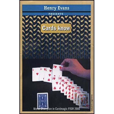 Gift Card Shop Evans - cards know dvd and props by henry evans dvd leading uk magic shop