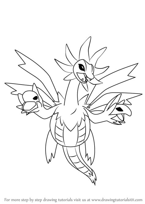 pokemon coloring pages hydreigon pokemon hydreigon coloring pages images pokemon images