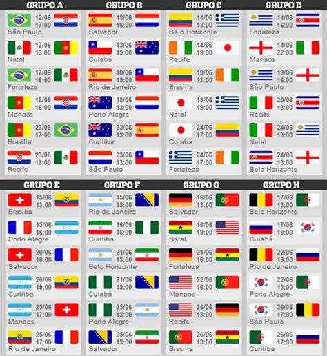 Calendario Futbol Estos Seran Los Proximos Partidos De El Mundial 2014