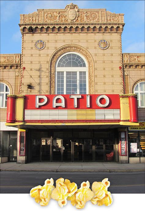 Patio Theatre Chicago by Why Do Popcorn And Go Together Orville Redenbacher S