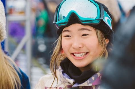 Gear Post   My top 5 with snowboard sensation Chloe Kim