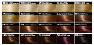 brown hair color chart josie s juice frieda precision foam colour win four
