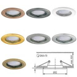 recessed ceiling lights uk recessed pressed steel fixed led downlight fitting ceiling