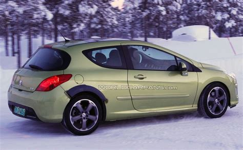 peugeot coupe 308 peugeot 308 coupe technical details history photos on
