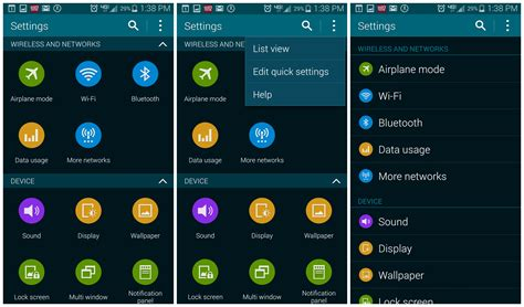 samsung galaxy s5 how to use quick settings panel in 14 things every new galaxy s5 owner should do right now