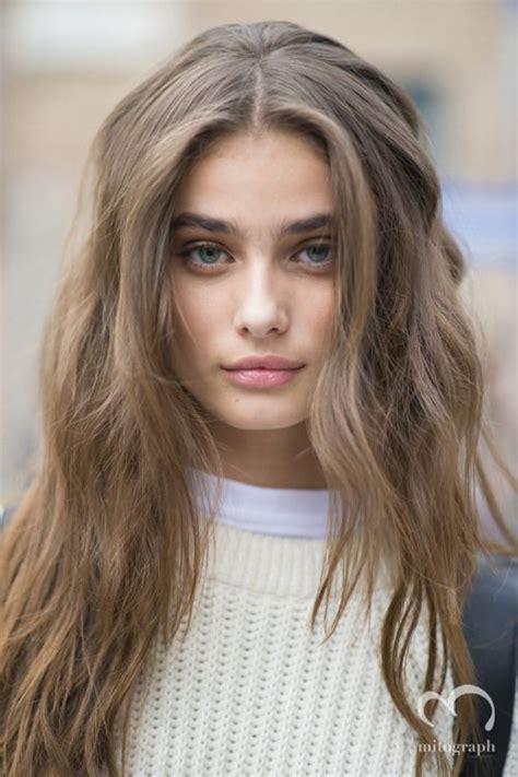 light brown long hair purdie    dark