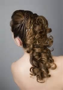 De peinado para novia cabello largo modelo de peinado para novia