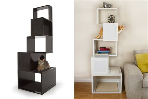 modern cat tree ikea fun feline friday 13