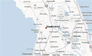 map of inverness florida inverness florida location guide