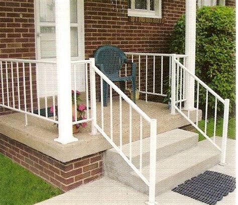Handrail Diy Porch Railing Systems Jbeedesigns Outdoor The Benefits