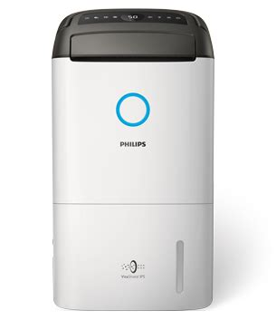 dehumidifier with hepa filter for a drier healthier home philips
