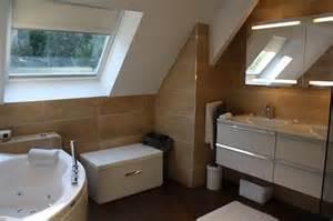 salle de bains sous combles home