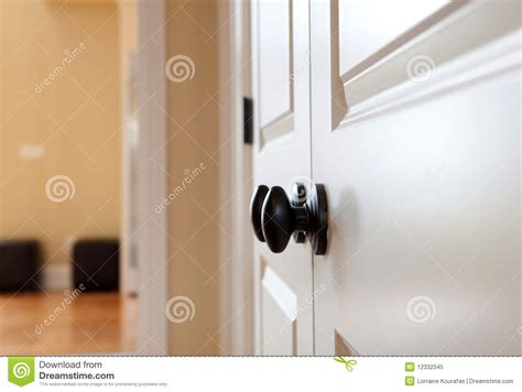 Black Door Knobs On White Doors by Black Door Knob Royalty Free Stock Photo Image 12332345