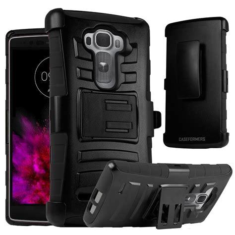 Lg G Pro Lite Dual Armor Bumper Belt Clip Stand Cover Casing 10 best cases for lg g flex 2