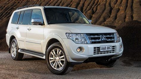 2015 mitsubishi pajero exceed review road test carsguide
