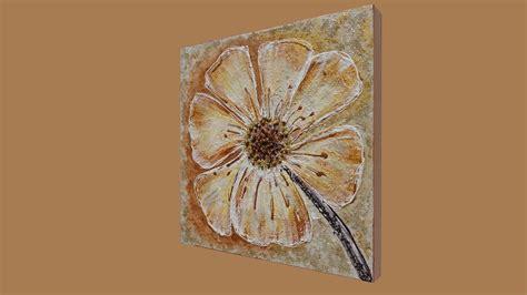 quadri fiore fiore bianco oro vendita quadri quadri moderni
