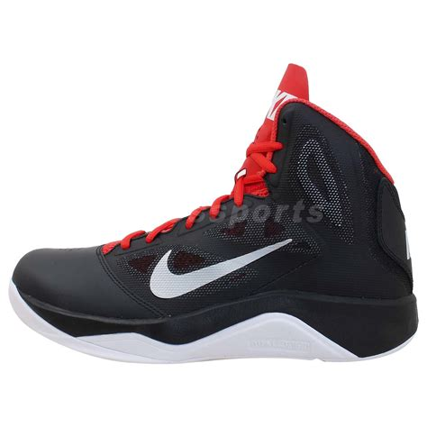 shoes basketball nike nike dual fusion bb ii 2 black grey mens basketball