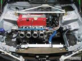Acura Gsr Motor 2001 Acura Integra Gsr Engine Photo 3