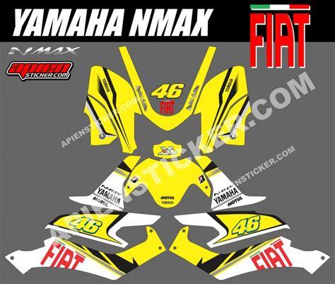 Terbaru Stiker Striping Yamaha X Ride Dc Shoe Spec B striping motor yamaha nmax fiat kuning apien sticker