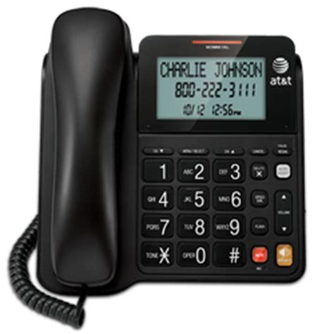 At T Home Phones by Corded Wall Mount Telephone Systems At T 174 Telephone Store