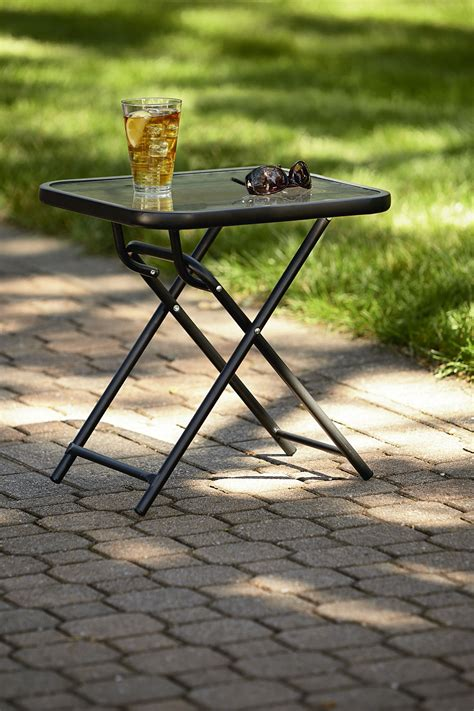 smith patio table smith brookner matching side table square limited
