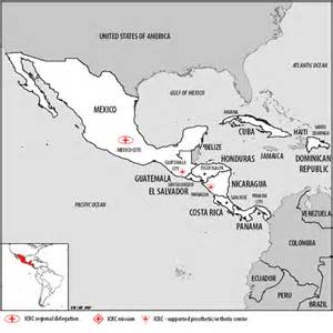 map of us mexico and cuba cuba mexico map