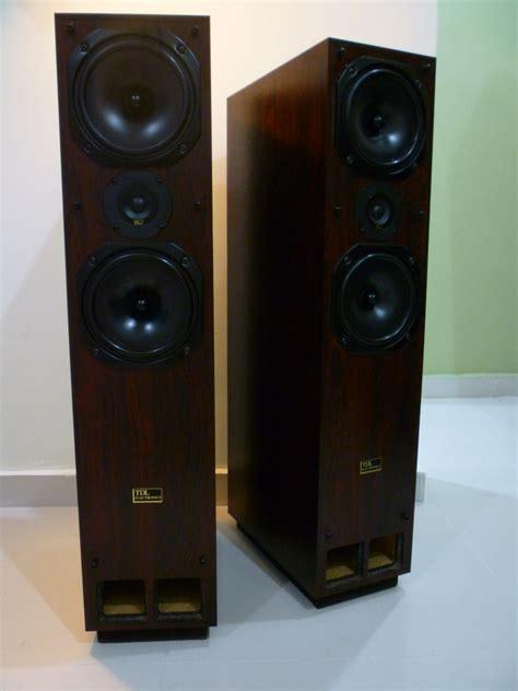 tdl rtl  floorstanding speaker sold