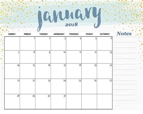 Free Printable 2018 Desk Calendar Calendar 2018 Free Downloadable Calendar Template