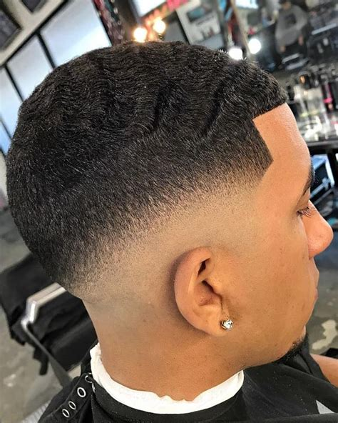 fade  tapered haircuts  black men