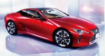 Lexus Coupe 2017 Lexus Lc 500 Coupe Kicks In Japan From 113 465