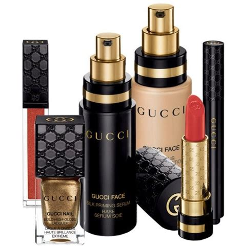 Make Up Gucci Gucci Line Makeup Collection For
