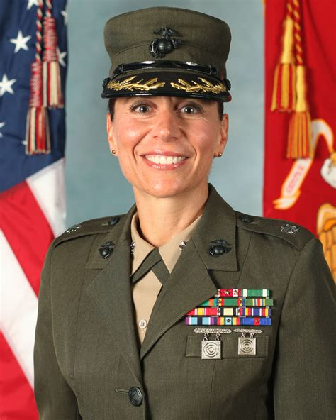 Marines Officer by Marines Leader Who Challenged To Excel Weaponsman