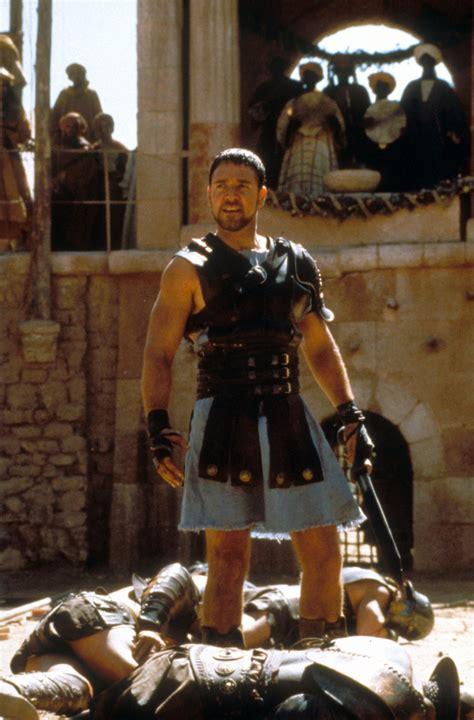 hollywood film gladiator gladiator top 20 hollywood epic movies digital spy