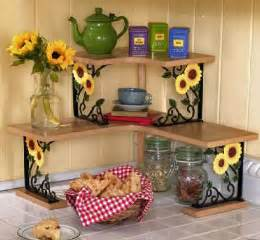 Sunflower Kitchen Ideas Several Unique Ways For Creating The Beautiful Sunflower