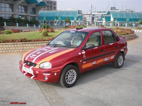 opel red 10 years with my opel corsa red baron 30 000 kms of