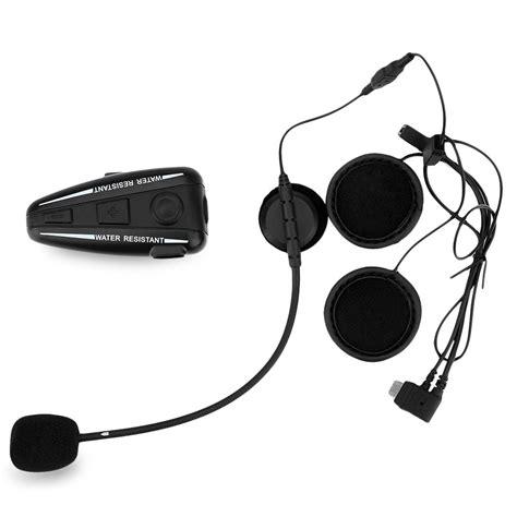 Buy Bluetooth Motorcycle Intercom Motorbike Helmet
